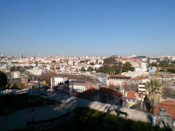 Lisboa Roofs Of Lisbon