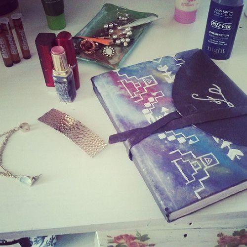 My beautiful book Diyinspiration Book MyowndiaryinspirationDIY Fashion