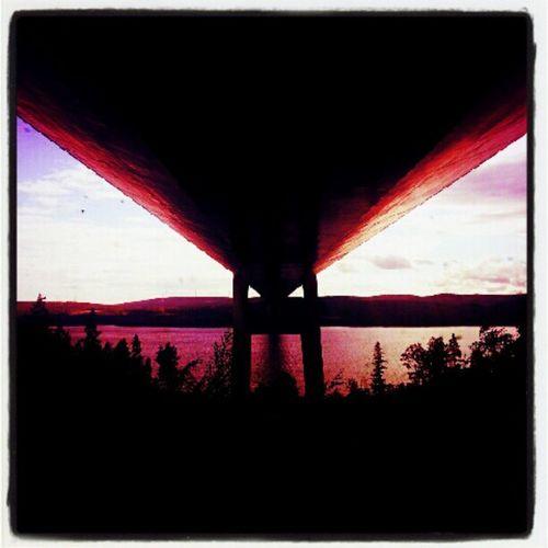 Highcoastbridge Bridge Sweden