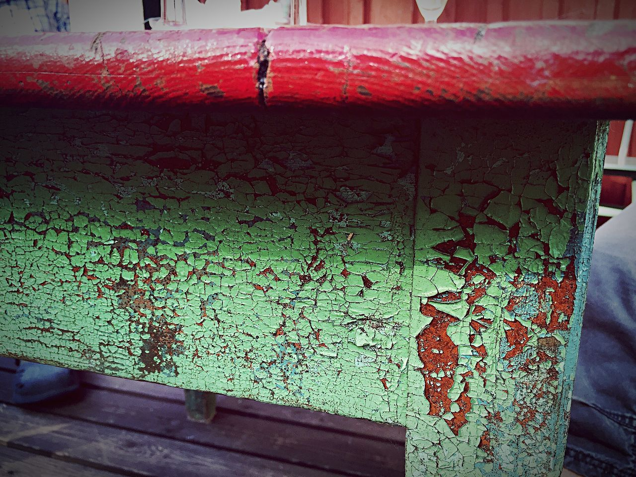 day, outdoors, weathered, built structure, close-up, no people, architecture