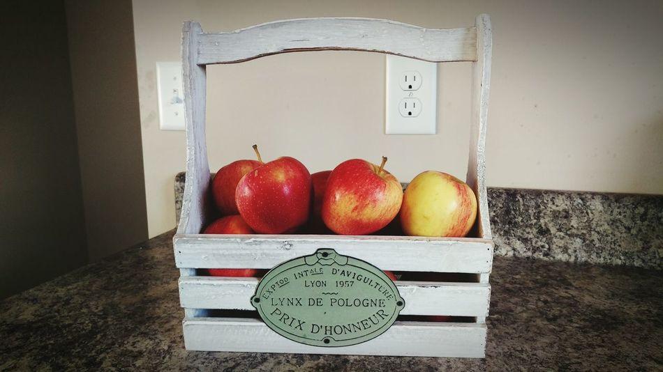 Apples Freshfruit Farmfresh