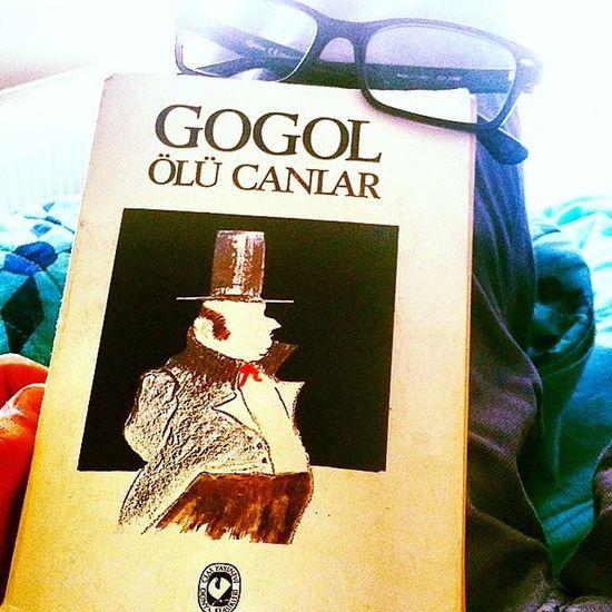 Yeni gun yeni kitap (1.cilt) Kitap Gogol Olucanlar Birincicilt 1991 Book Huzur Yenikitap Oldbook Rusedebiyati Bandirma