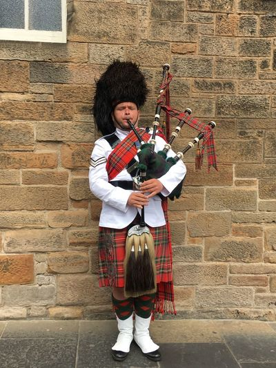 Musical Instrument Music Scottish Musician Uniform bagpipes