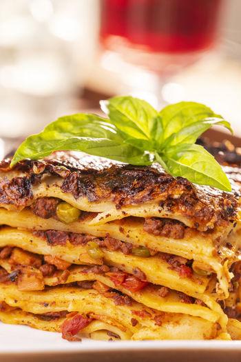 Plate Italian