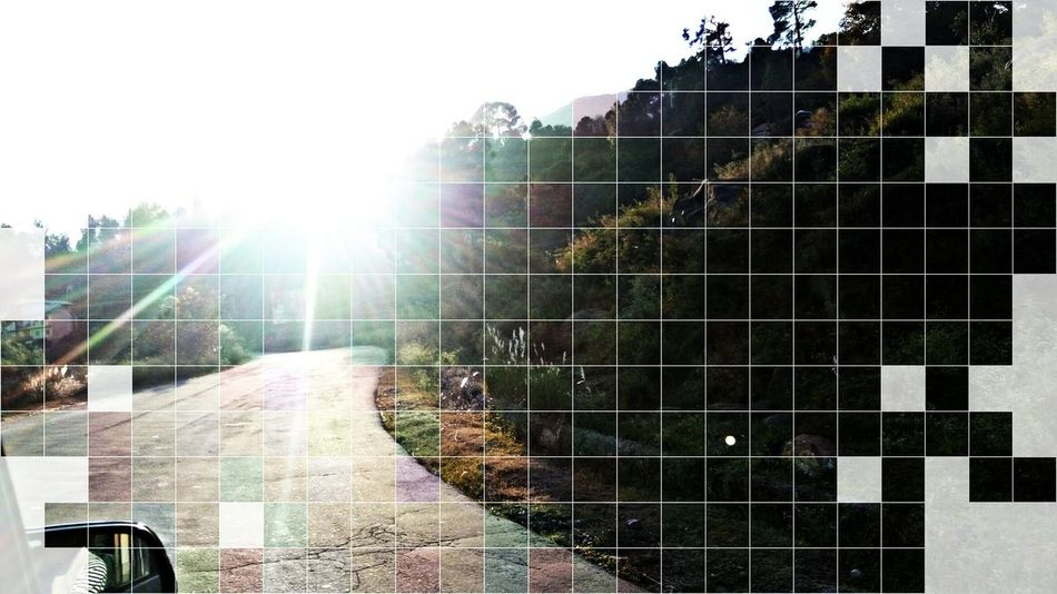 Edited view #edited #Cool #valley #refreshing Lens Flare Day Sunlight Outdoors