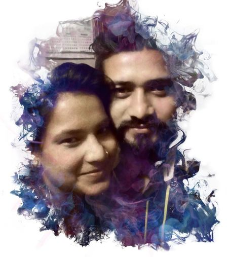 Sister nd brother Rajni First Eyeem Photo