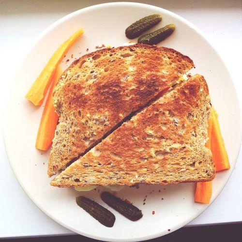Tunamelts Sandwich Toastie Lunch