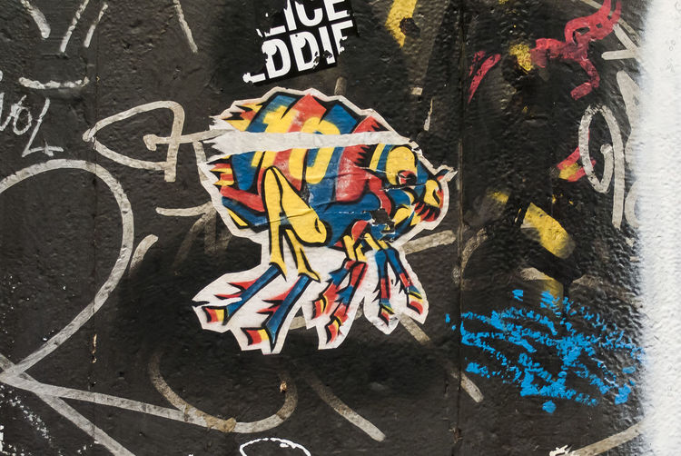 Messi the flea Alepho Sonyalpha The Flea Urban Scenes El Born Barcelona Old Downtown Graffiti & Streetart Messi