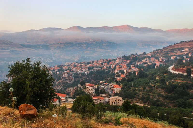Hasroun 😍 Lebanon Liban Village Nature Hiking Love LiveLoveLebanon Escaping