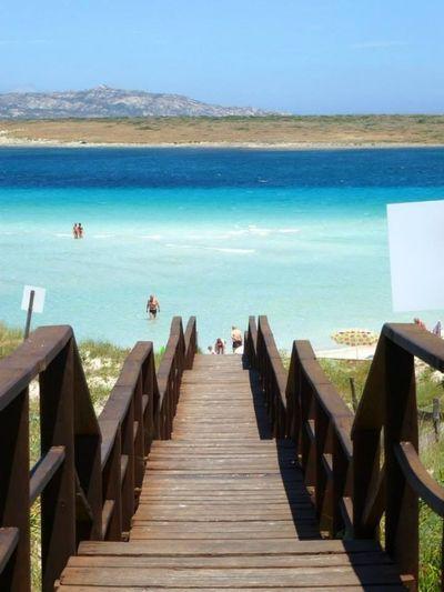 Beach La Pelosa, Sardegna Sardegna Beach Paradise Stintino
