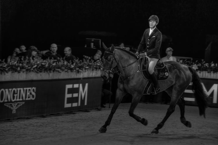 Horse Horseback Riding Longines Master Equestrianphotography Black And White Horse Riding Hong Kong Longinesequestriancollection