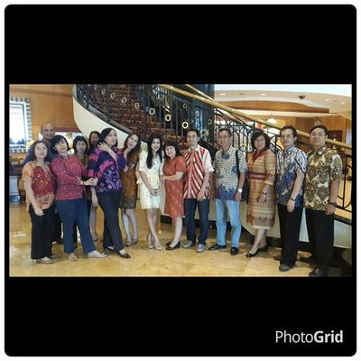 Part of BSM Commbank East Java with our Boss Seminar Seminarsehari Tim Team latepost 24april2015 commbank commonwealth potensituntutanhukumbagibankir PhotoGrid