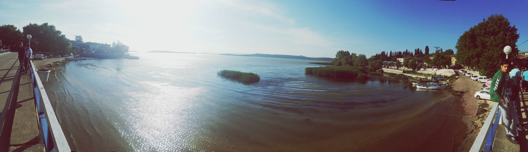 Gölyazı Panaroma