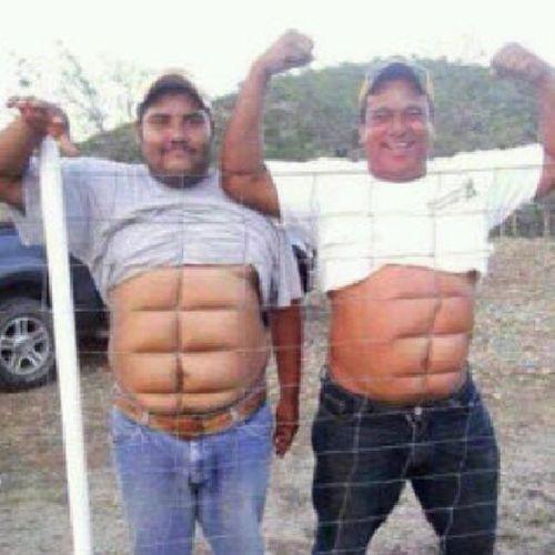 Kol basal w InstaLi7asal Fit4life Fitfam Ripped abs muscles