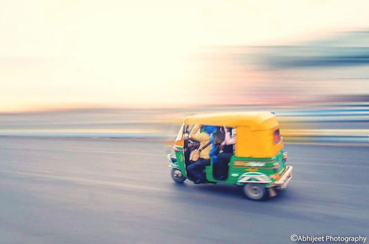 Panning Abstract Shutterspeed Nikon