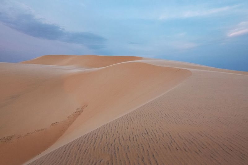 Landscape Land Sand Sand Dune Environment Desert Scenics - Nature Sky Beauty In Nature Nature No People Tranquility Non-urban Scene Outdoors Travel Tranquil Scene