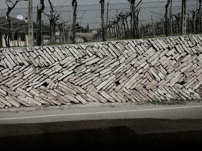 Valpolicella Rocks Wall Vigne Rossodiverona