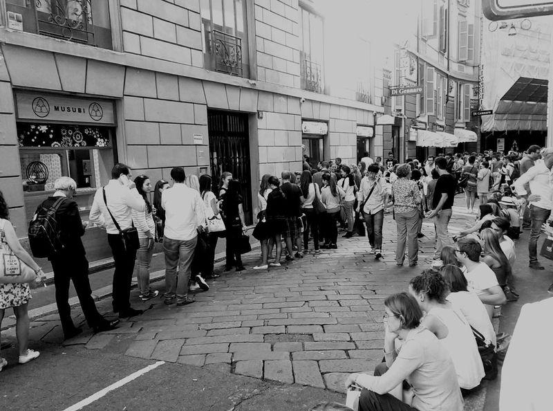 Black & White People Milano