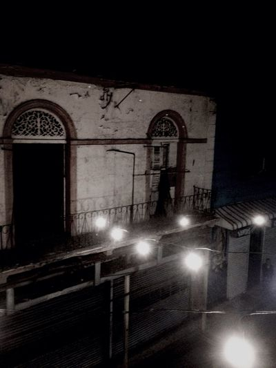 Lights Taking Photos Streetart Saturday Night IPhoneography
