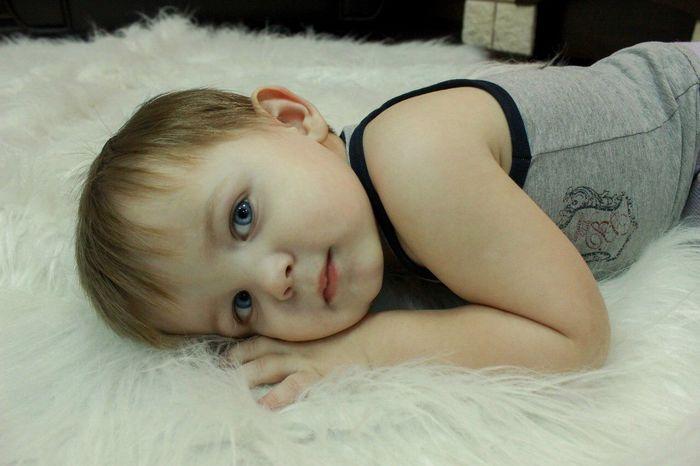 малыш Фотосессия Иркутск