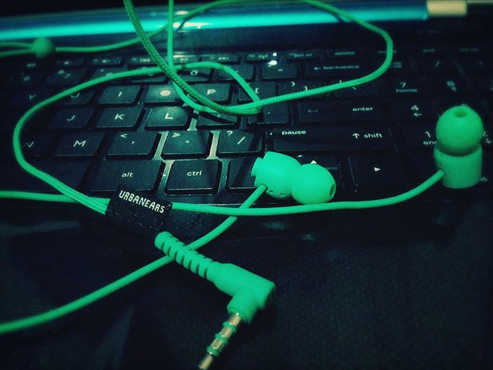 My New Earphones :3