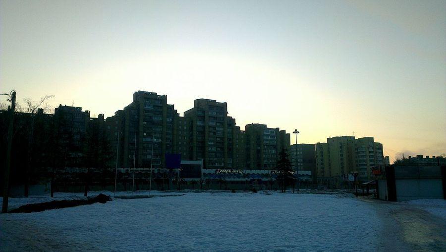 тамбов солнечно мой город Walking Around Enjoying The Sun