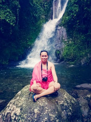 Adventure in Bungulanon Falls near Mt. Apo Eyeem Philippines
