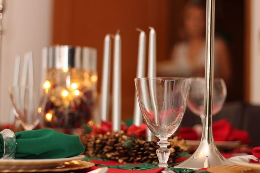 My Year My View Wineglass Indoors  Celebration Table Christmas One Person Happiness Enjoy The New Normal