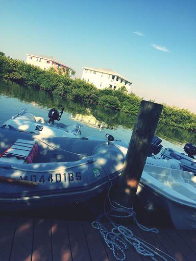 • Boat life •