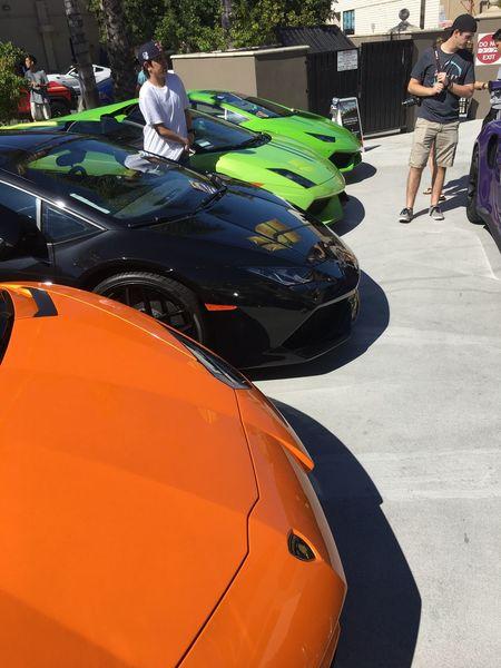 Lamborghini lineup Lamborghini Lamborghini Aventador SV Lamborghini Aventador SV Roadster Car Racecar