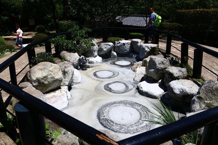 Onsen Hell Nature On Your Doorstep shot in beppu (8 hells) Hot Springs