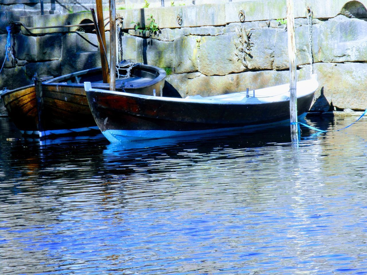 nautical vessel, transportation, mode of transport, water, no people, waterfront, outdoors, day, moored, nature