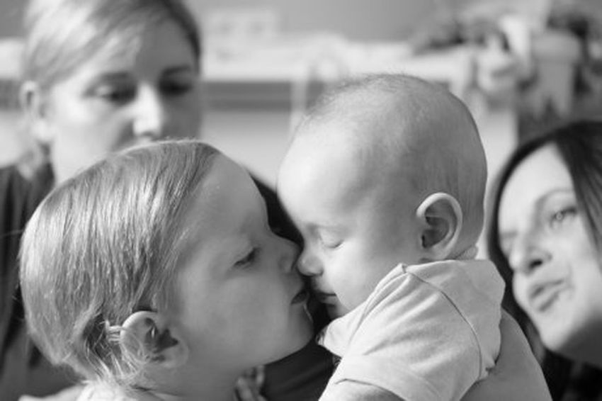 Children Lifestyles Family
