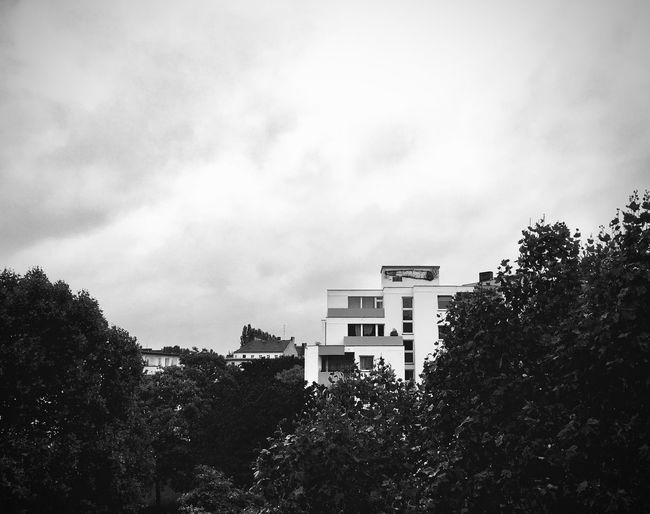 Apartment Architecture Berlin Black & White Black And White Blackandwhite Building Building Exterior Built Structure City Life Cityscapes Cloud Cloud - Sky Cloudy Day Graffiti Joint No People Sky Smoke Smoke Weed Tree Wedding Weed Windows