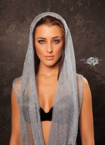 Portrait Beauty Studio Photography Headscarf Different Perspective Studio Time  Fashion Photography Lighting Equipment