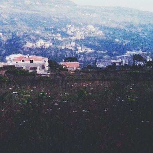 Village Mountains Mountain View Summertime Village View Smallhouses