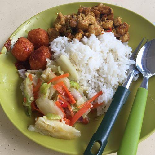 Asian mixed