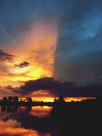 Colour Of Life Sunset_collection Beautiful Nature