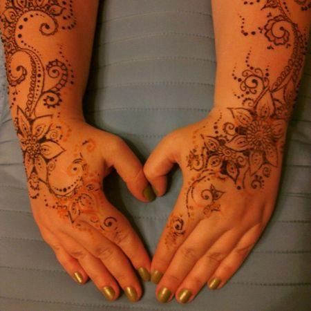 Mehendi Mehendi Art Hands