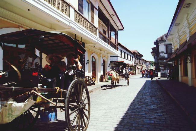 Vigan. Ilocos Sur, Philippines Vigan Philippines Vintage Streetphotography Spanish Architecture EyeEmNewHere