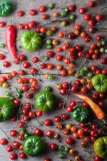 Tomatos and