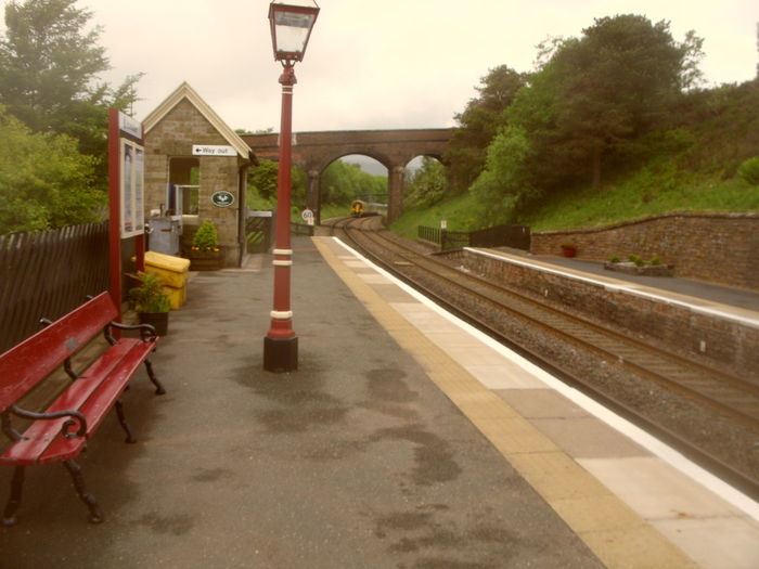 Departing By Train Departing 🚆 Settle-Carlisle Railway Travel Destinations Travel Bridge - Man Made Structure Transportation Architecture Built Structure No People