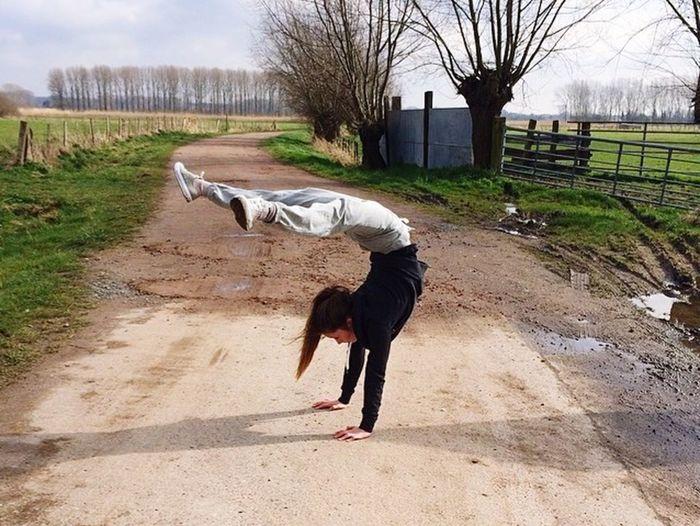 On My Way To The Top Gymnastics Corbuut Love✌️