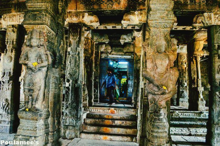 Theentrance India Lepakshi Andrapradesh Indianarchitecture Oldmonument