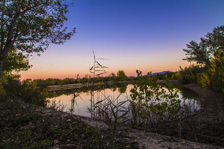 Arrival Backgrounds Baeza Cultures Jaen Province La Laguna Baeza Lake Landscape Nature Outdoors People Photographer Sky Sunset Tourism Travel Tree Vacations Water