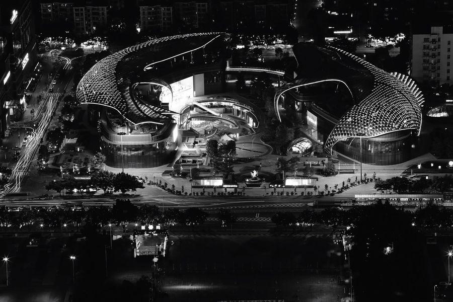 Night City Light Stree Photography Black & White On The Road EyeEm Best Shots - Black + White Eye4photography  Canon Hello World