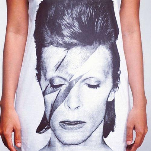 David Bowie Shirt Want cute fashion