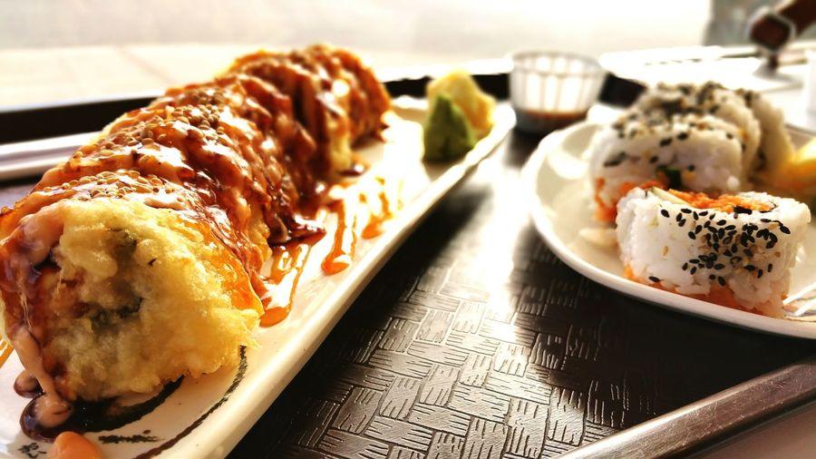 Sushi Time Sushilover