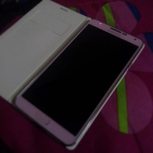 My_phone Note3 Pink ♡♡~ 😍😚😚