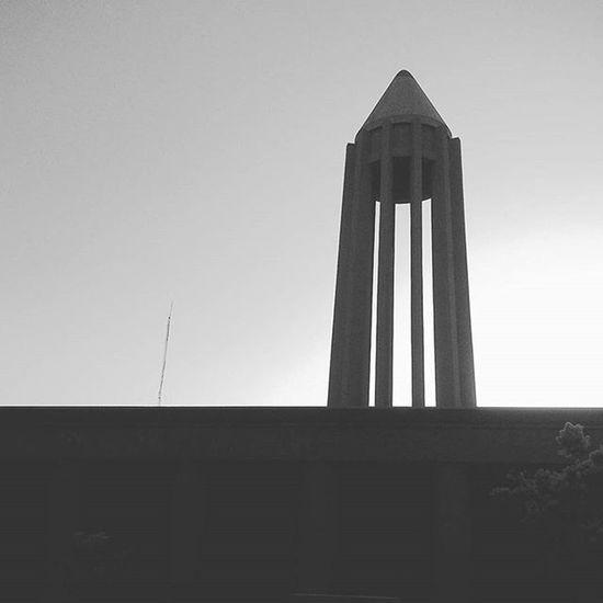 Hamedan City Town Iran Summer Bw B_w Blackandwhite Silluette Sky Avicenna Mausoleum Abu_Ali_sina Ibn_sina ایران همدان آرامگاه ابوعلی_سینا